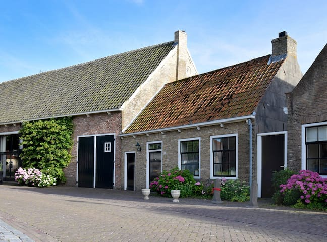 B&B De Hortensia te Nisse - Nisse - Bed & Breakfast