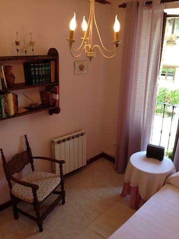 Habitación individual muy bien ubicada. - Ormaiztegi - Hus