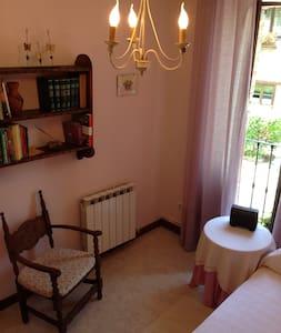 Habitación luminosa bien ubicada. - Ormaiztegi - Bed & Breakfast