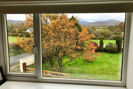 FLAT CLOSE TO SNOWDON AND ANGLESEY WITH BIKE STORE