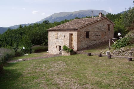 Near the Sibillini National Park - Haus