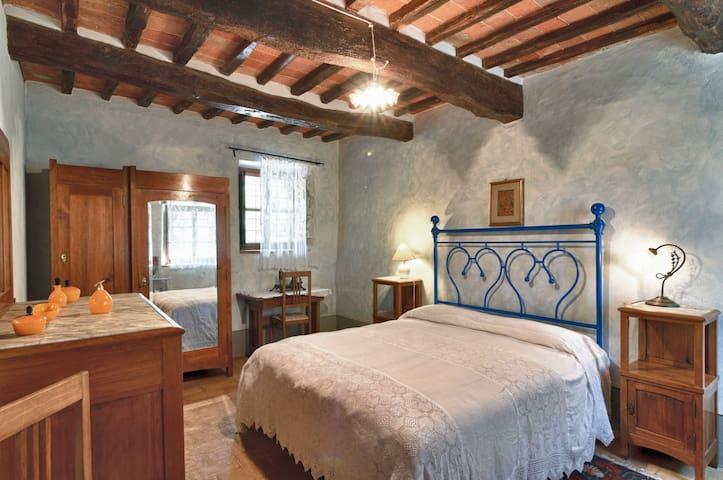 Appartamento LA LOGGIA  - Civitella in Val di Chiana - Lägenhet