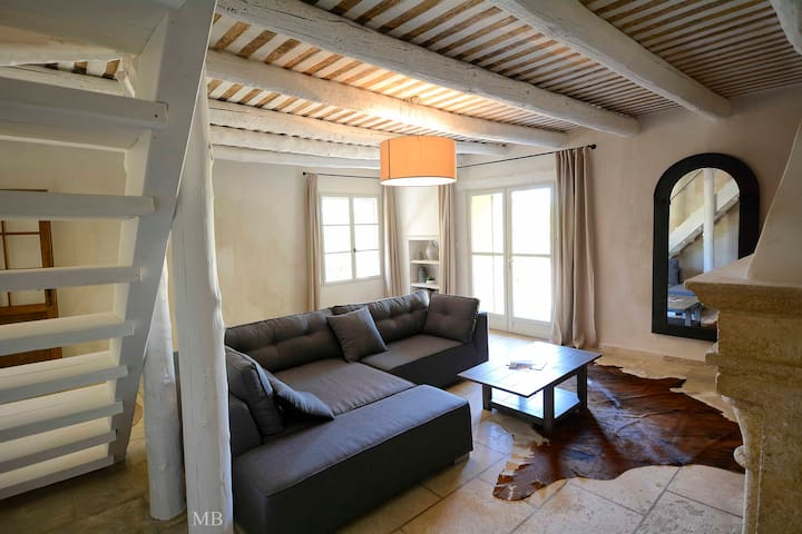 Gite de charme au coeur de Provence - Sarrians - Casa