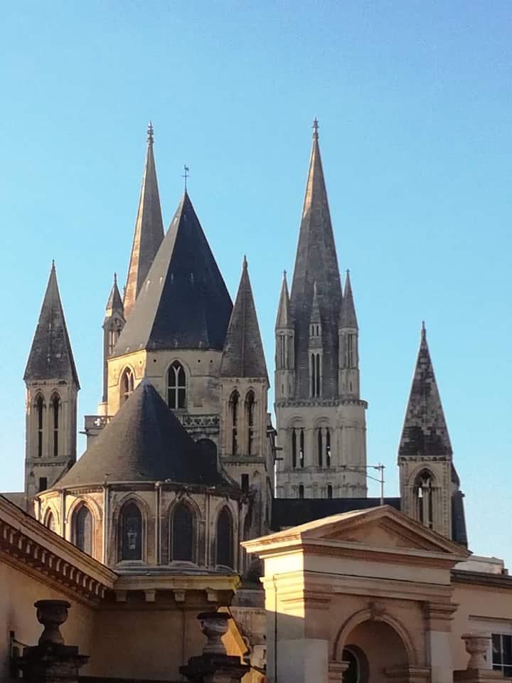 L'Abbaye au Hommes