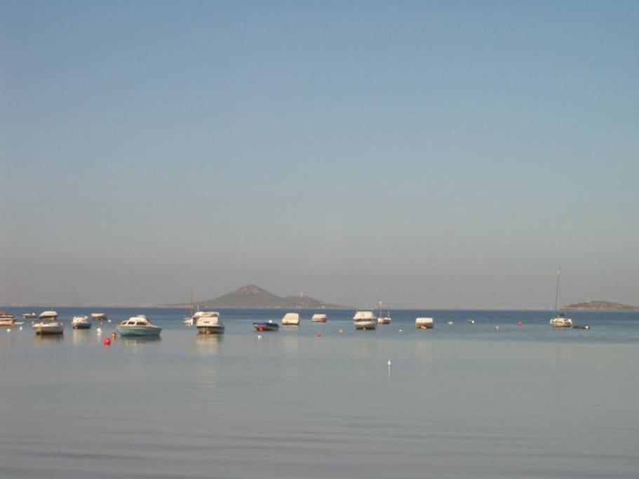 The beautiful Mar Menor