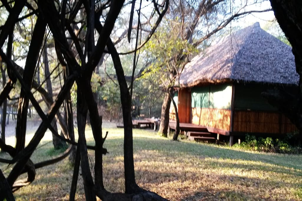 2BR bungalow - Lumela