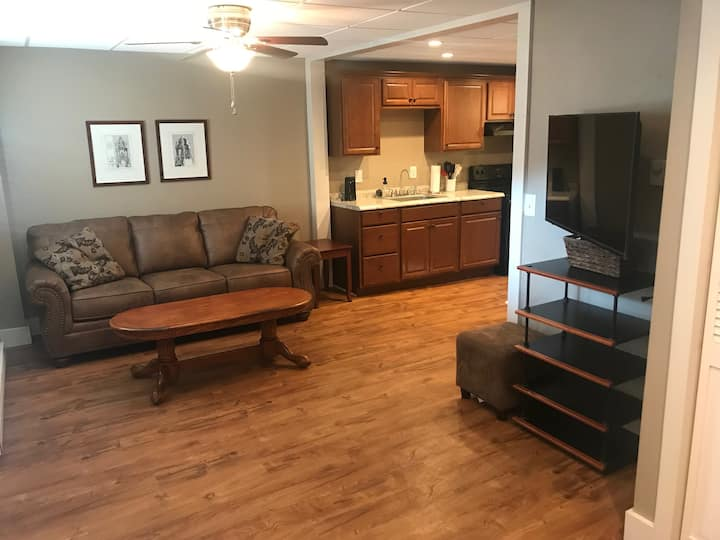 Afton NY Business Stay Apt., Just Off Route I-88