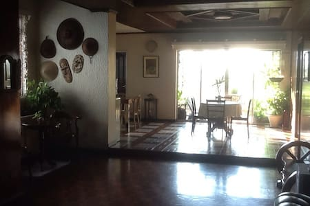 Private nook in a busy city - Quezon City - Bed & Breakfast