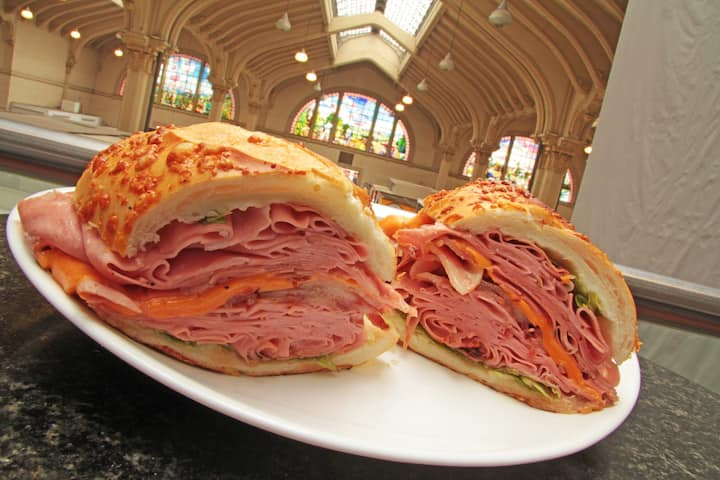 The Best Mortadella Sandwich of Brasil