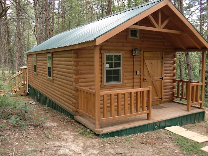 Ridge Runners' Retreat: Cabin
