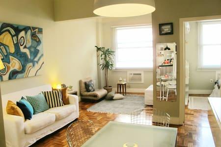Apartamento aconchegante na Lapa/Centro
