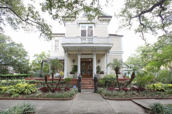 Historic Mansion in Heart of NOLA