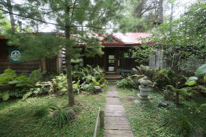 Quiet Seclusion at Trade River Retreat Center