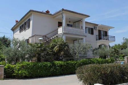 Two bedroom apartment with terrace Umag (A-7663-c) - Umag