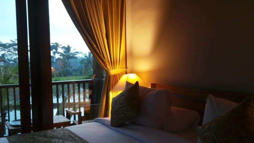 Villa Kemuning Ubud——稻田风景,度假胜地