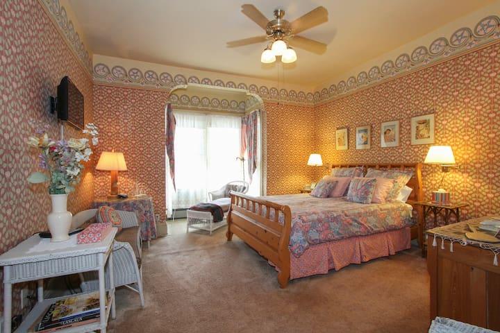 Briar Rose Room - Geyserville - Bed & Breakfast