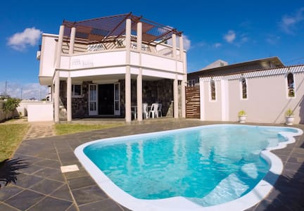 Villa with private pool  - Pointe Aux Sables