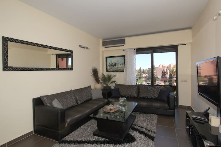 Residence Ghita  downtown Gueliz - Marrakesh - Appartement
