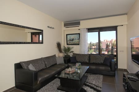 Residence Ghita  downtown Gueliz - Marrakesh - Apartment