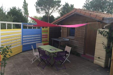 Maisonnette avec terrasse privative - Soorts-Hossegor