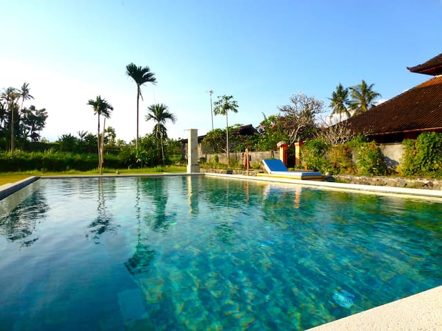 Beautiful original east Bali nature - Karangasem - Bed & Breakfast