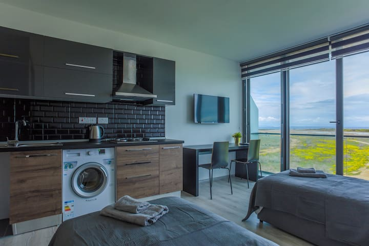 New apartments home comfort (Wi-fi Included)