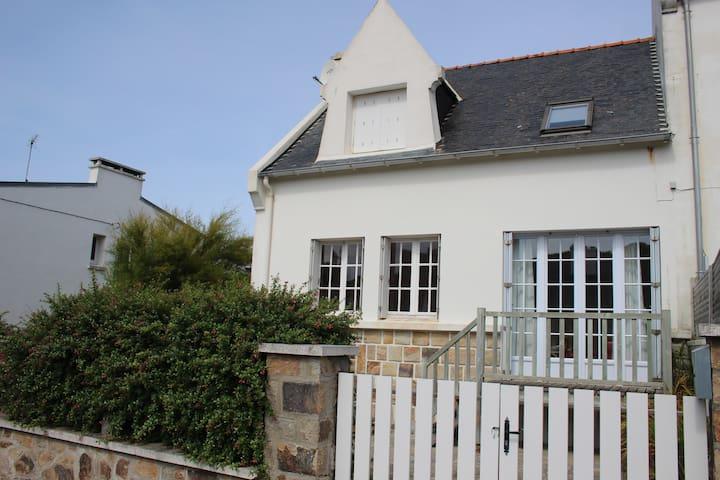 Maison, bord de mer, Le Conquet