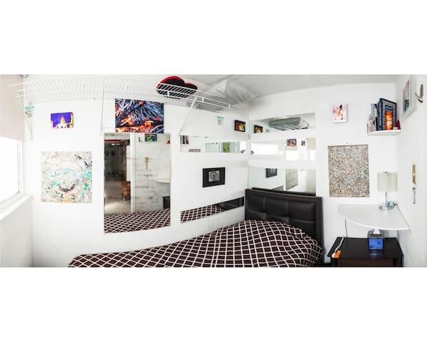 Urban Oasis 05 Private Room Single Capsule - Ciudad de México