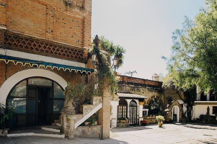 Hermoso departamento en ex hacienda. - Puebla - Appartement