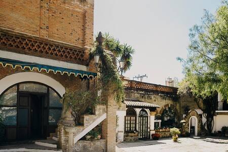 Hermoso departamento en ex hacienda 1 - Puebla