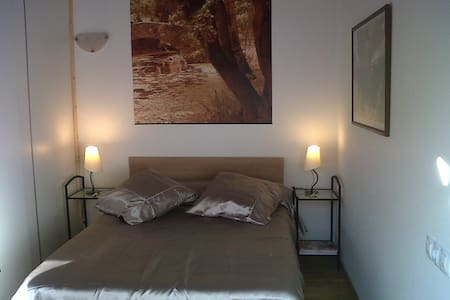 Apartamentos con encanto Mendiola - Luzaide/Valcarlos - Apartment