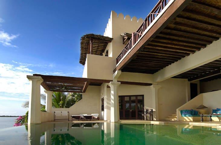 Beach House in Lamu, fully serviced