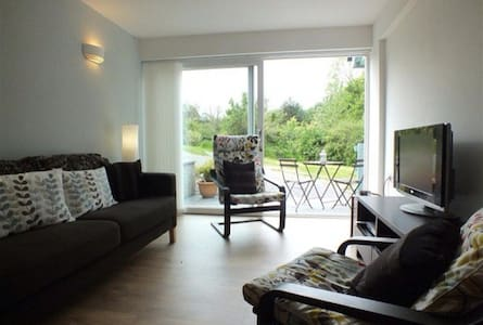 Very comfortable Garden apartment - Tresaith - Andre