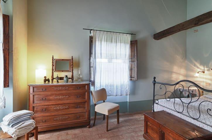 camera appartamento LA TABACCAIA 2+2
