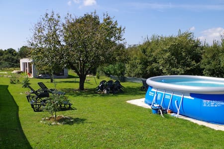 Holiday apartment in countryside - Appartement