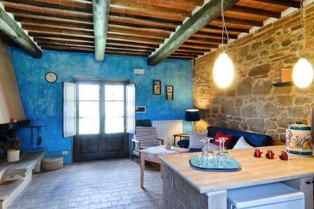 APARTMENT  LA TABACCAIA   2+2places - Civitella in Val di Chiana - Διαμέρισμα