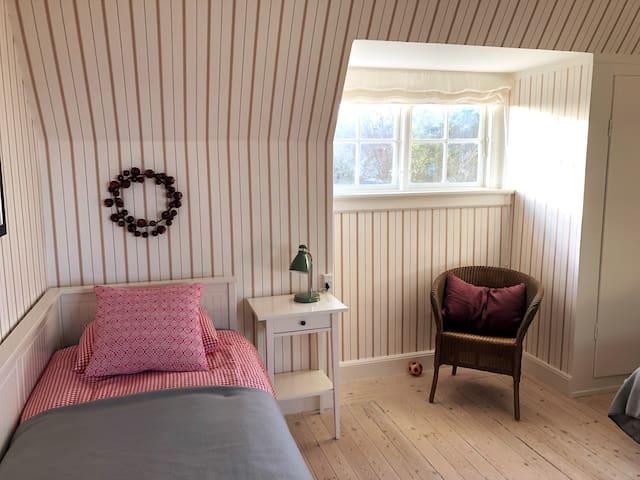 The dormitory (bedroom 2)