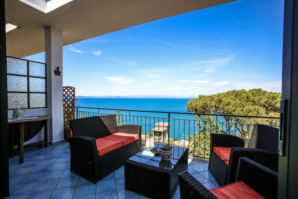 The wind rose appartamenti in affitto a porto santo for Appartamenti porto santo stefano