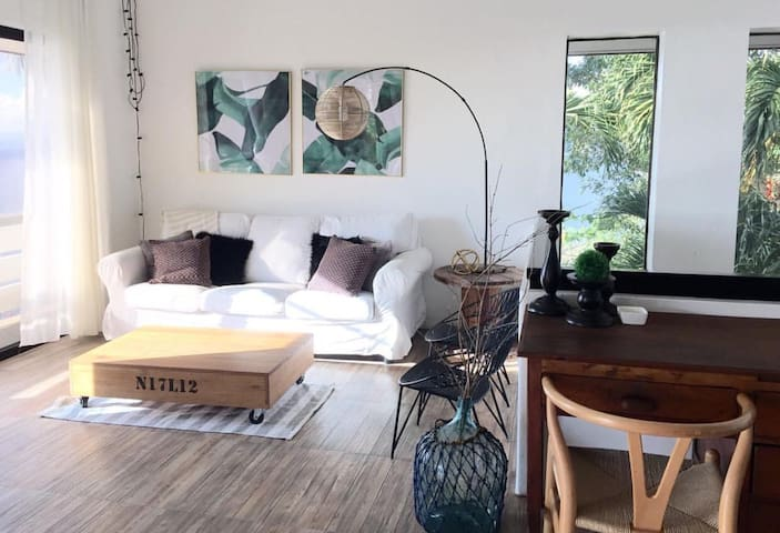 ANILAO, BATANGAS Chalet Style Beach House w/ view