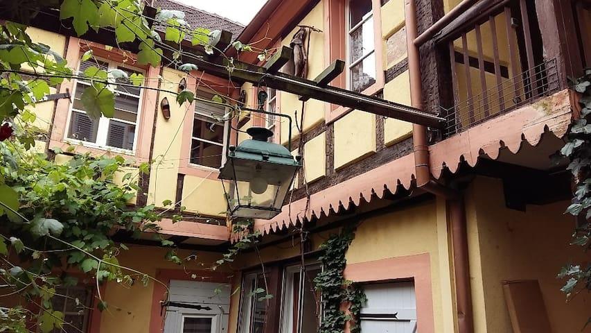 Chambre éco2 dans Maison typique centre historique - Colmar