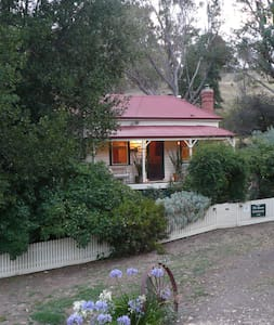 Sinnamon's Cottage, Maldon, VIC - Dom