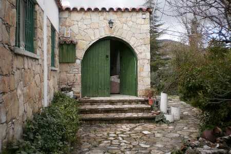 Villa in secluded location - Omodos