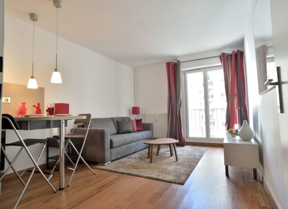 Tr s beau meubl 27 m2 hyper centre appartements louer - Appartement meuble a louer strasbourg ...