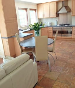 Beautiful 4 bedroom house - Milnathort
