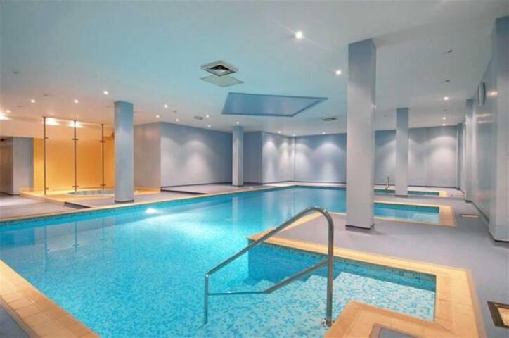 City Centre Luxury Apartment, 2 Bathrooms,3 Toilet - Nottingham - Huoneisto