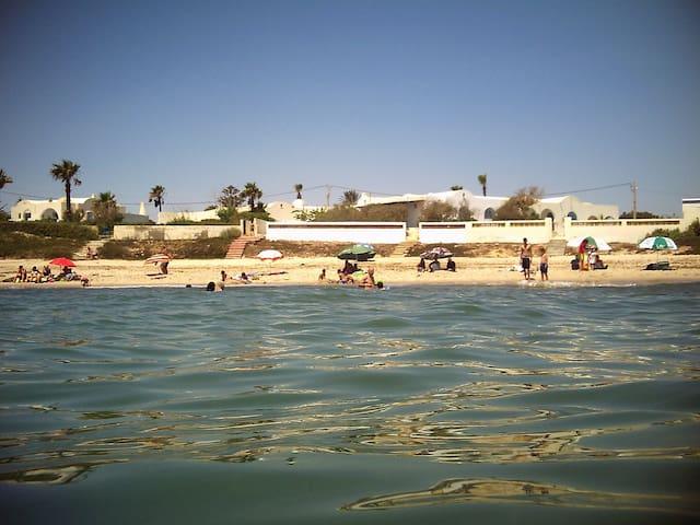 Jolie villa avec piscine privé /2 semaines MINIMUM - Village Touristique de Maamoura