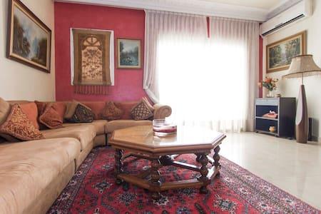 Joli appart. au coeur de casablanca - Casablanca - Appartamento