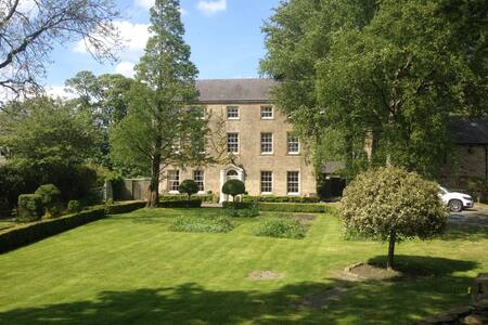 Room Grade II listed Georgian Hall - Oswaldtwistle - Bed & Breakfast