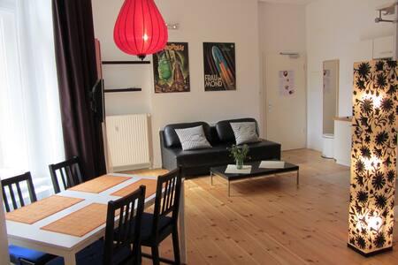 Beautiful centric loft with garden  - Berlin - Apartment