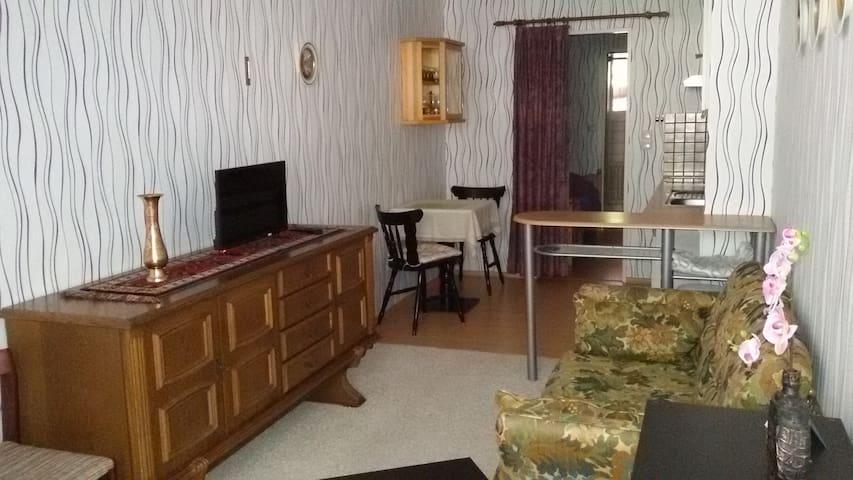 kleine Einliegerwohnung im Reihenhaus - Velbert - Apartment